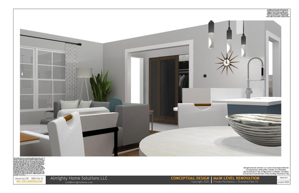design build drawing Kit Dining IG 2 4