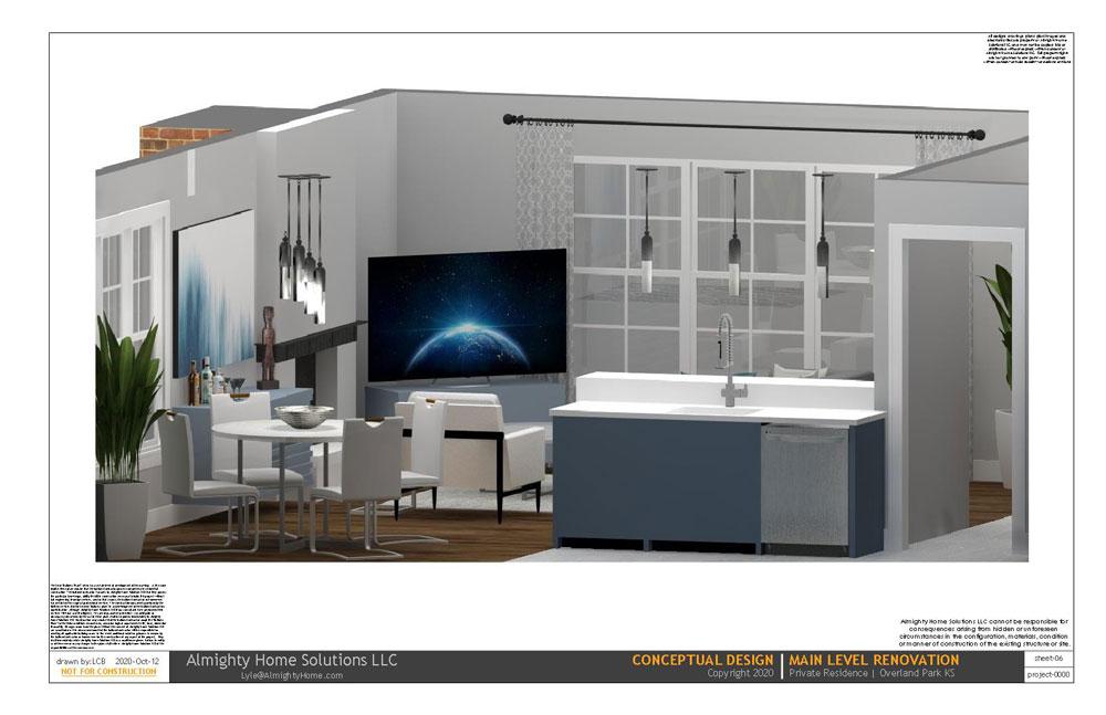 design build drawing Kit Dining IG 2 6