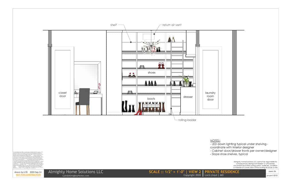 design build drawing closet 0010 Selph Jenn closet IG 04