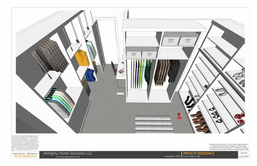 design build drawing closet 0010 Selph Jenn closet IG 08